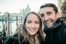 Venice selfie!